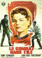Le combat dans l'ile - 11 x 17 Movie Poster - French Style A