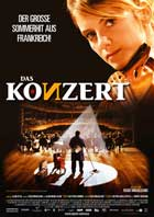 Le concert - 11 x 17 Movie Poster - German Style A