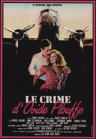 Le crime d'Ovide Plouffe - 11 x 17 Movie Poster - French Style A