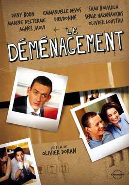 Le demenagement - 11 x 17 Movie Poster - French Style A