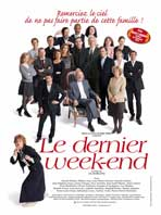 Le dernier week-end - 11 x 17 Movie Poster - French Style A