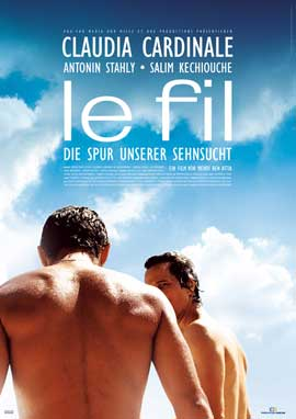 Le Fil - 11 x 17 Movie Poster - German Style A