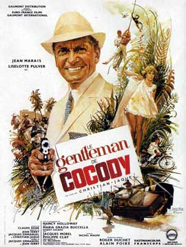 Le gentleman de Cocody - 11 x 17 Movie Poster - French Style A