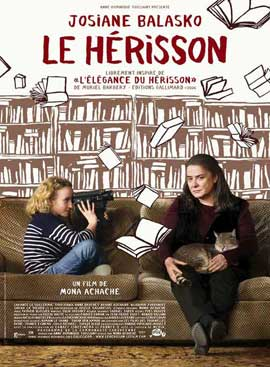 Le herisson - 11 x 17 Movie Poster - French Style A