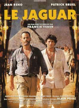 Le jaguar - 11 x 17 Movie Poster - French Style A