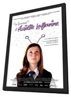 Le journal d'Aurelie Laflamme - 11 x 17 Movie Poster - Canadian Style A - in Deluxe Wood Frame