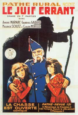 Le juif errant - 11 x 17 Movie Poster - French Style A