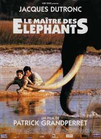 Le maitre des elephants - 11 x 17 Movie Poster - Style A