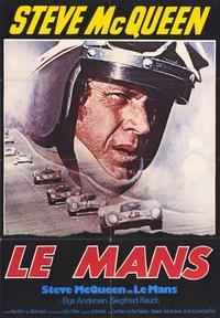 Le Mans - 43 x 62 Movie Poster - Bus Shelter Style A