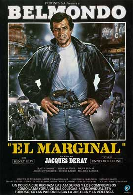 Le marginal - 11 x 17 Movie Poster - Spanish Style A
