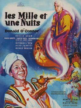 Le meraviglie di Aladino - 11 x 17 Movie Poster - French Style A