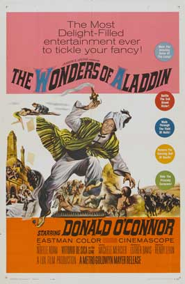 Le meraviglie di Aladino - 11 x 17 Movie Poster - Style A