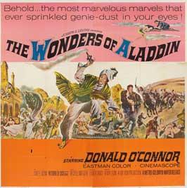 Le meraviglie di Aladino - 30 x 30 Movie Poster - Style A