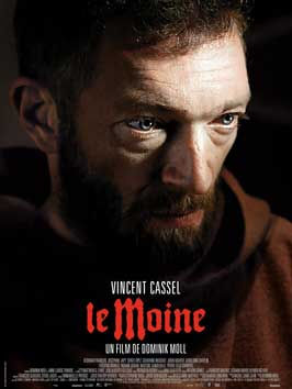 Le Moine - 11 x 17 Movie Poster - French Style A