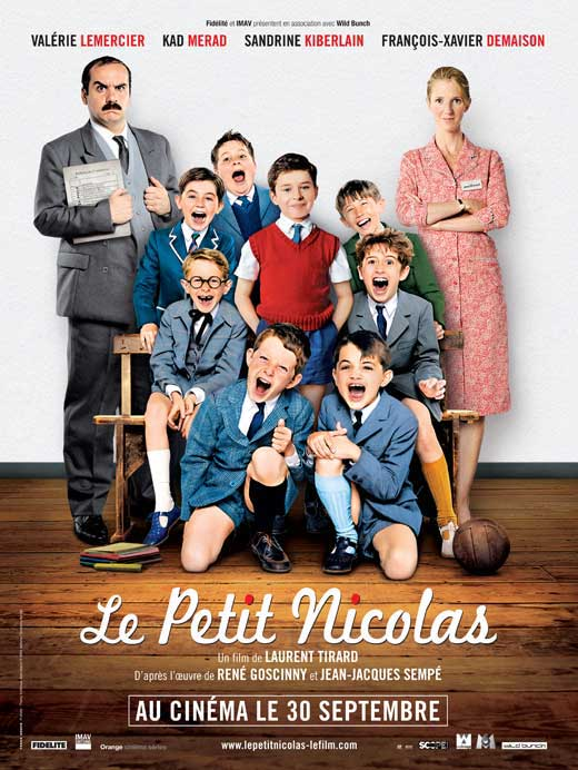 le petit nicolas movie posters from movie poster shop. Black Bedroom Furniture Sets. Home Design Ideas