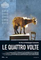 Le Quattro Volte - 27 x 40 Movie Poster - German Style A