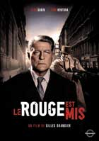 Le rouge est mis - 11 x 17 Movie Poster - French Style A
