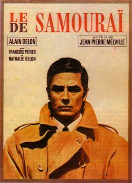 Le Samourai - 27 x 40 Movie Poster - French Style A