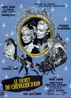 Le secret du Chevalier d'Eon - 11 x 17 Movie Poster - French Style A
