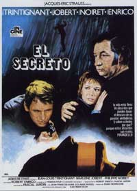 Le Secret - 11 x 17 Movie Poster - Spanish Style A
