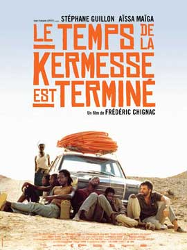 Le temps de la kermesse est termine - 11 x 17 Movie Poster - French Style A