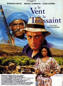 Le vent de la Toussaint - 11 x 17 Movie Poster - French Style A
