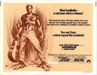 Leadbelly - 22 x 28 Movie Poster - Half Sheet Style A