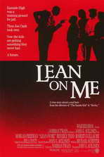 Lean on Me - 11 x 17 Movie Poster - Style A