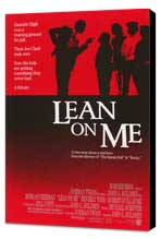 Lean on Me - 27 x 40 Movie Poster - Style A - Museum Wrapped Canvas