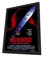 Leatherface: The Texas Chainsaw Massacre 3 - 11 x 17 Movie Poster - Style A - in Deluxe Wood Frame