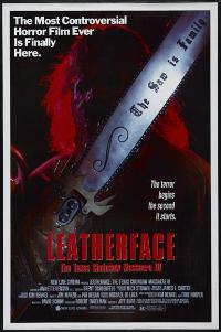 Leatherface: The Texas Chainsaw Massacre 3 - 43 x 62 Movie Poster - Bus Shelter Style A