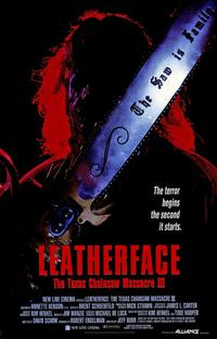Leatherface: The Texas Chainsaw Massacre 3 - 11 x 17 Movie Poster - Style A - Museum Wrapped Canvas