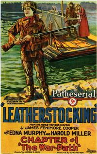 Leatherstocking - 43 x 62 Movie Poster - Bus Shelter Style A