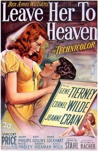Leave Her to Heaven - 11 x 17 Movie Poster - Style A