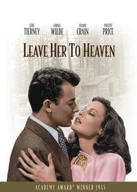 Leave Her to Heaven - 11 x 17 Movie Poster - Style E