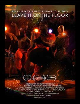 Leave It on the Floor - 11 x 17 Movie Poster - Style B