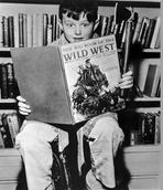 Leave It to Beaver - Leave It To Beaver Movie with Boy Reading a Children's Book in Classic Portrait
