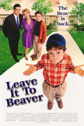 Leave It to Beaver - 11 x 17 Movie Poster - Style A