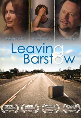 Leaving Barstow - 11 x 17 Movie Poster - Style A