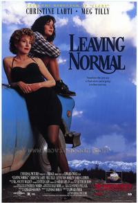 Leaving Normal - 43 x 62 Movie Poster - Bus Shelter Style A