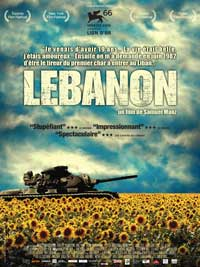 Lebanon - 43 x 62 Movie Poster - French Style A