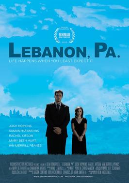 Lebanon, Pa. - 11 x 17 Movie Poster - Style A