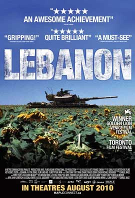 Lebanon, Pa. - 11 x 17 Movie Poster - Canadian Style A