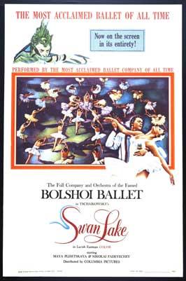 Lebedinoe ozero - 27 x 40 Movie Poster - Style A