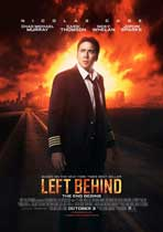 """Left Behind"" Movie Poster"