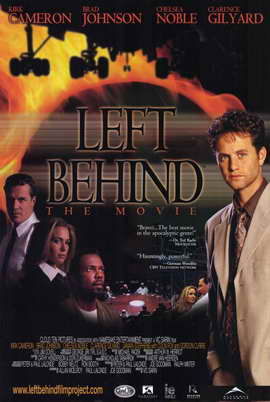 Left Behind: The Movie - 11 x 17 Movie Poster - Style A