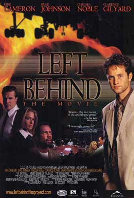Left Behind: The Movie - 27 x 40 Movie Poster - Style A