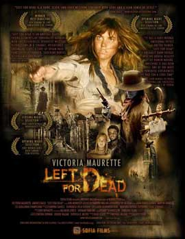 Left for Dead - 11 x 17 Movie Poster - Style B