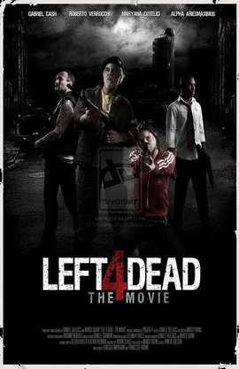 Left for Dead - 11 x 17 Movie Poster - Style C