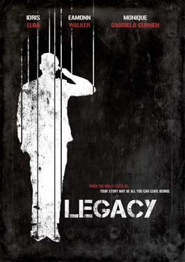Legacy - 11 x 17 Movie Poster - Style A